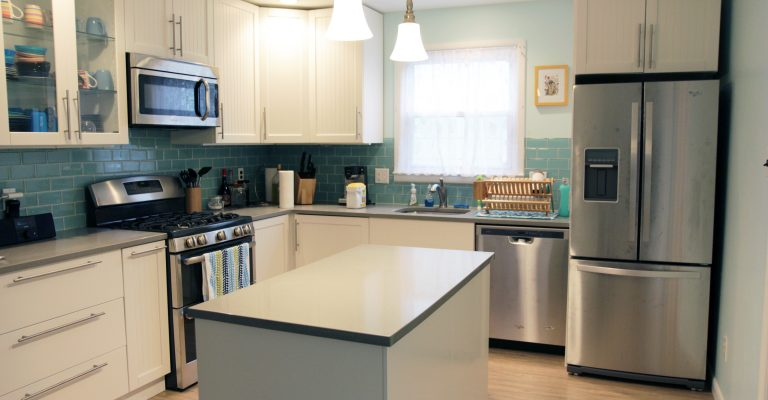 DIY Ikea Kitchen
