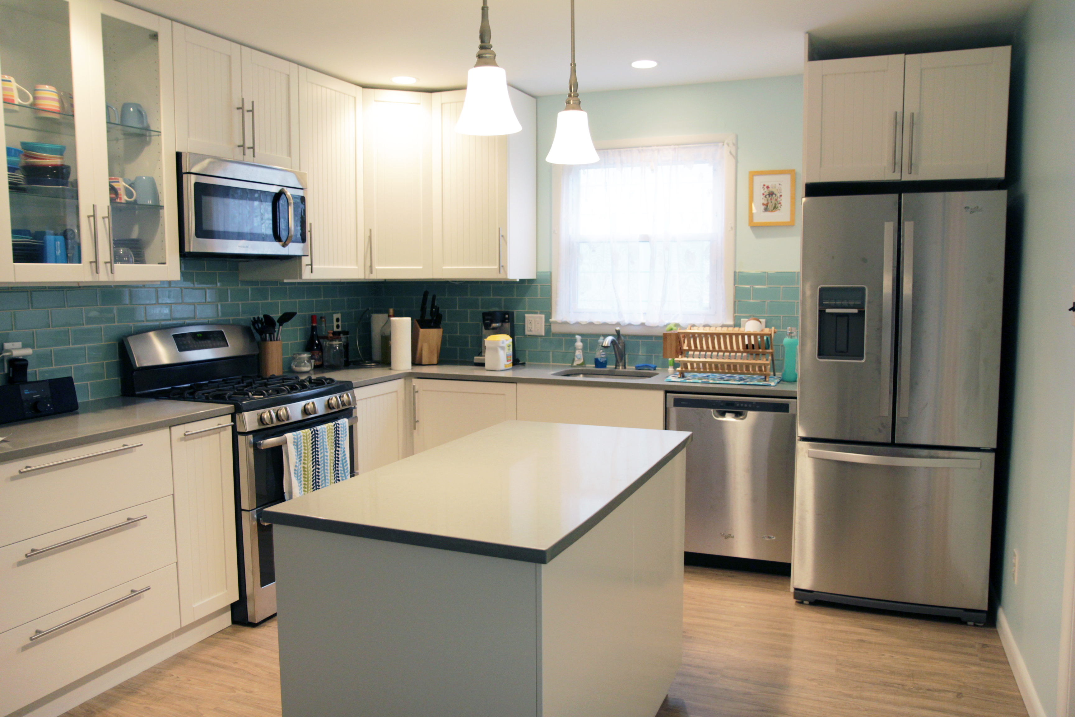 kitchen ideas ikea my diy ikea kitchen 1 year later kellbot kellbot 13353